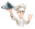 Работа вахтой поваром