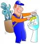 Работа вахтой сантехником
